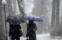 В воскресенье Украину засыплет снегом