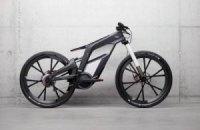 Audi разработала велосипед будущего