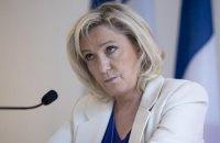 """Марін Ле Пен і """"Національне зібрання"""" підозрюють у розтраті 6,8 млн євро держкоштів"""