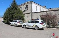 В Николаеве заключенные отказались заходить в камеры после прогулки во дворе СИЗО