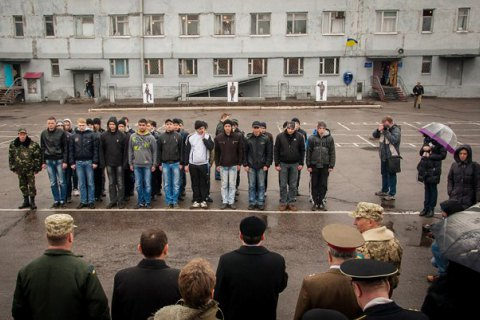 Во Львове вручили 12 повесток в ходе облавы на уклонистов