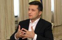 Зеленский раскрыл детали разговора с представителями британской разведки