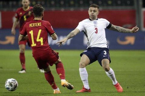 Футболист сборной Англии дисквалифицирован до марта из-за ставки на спорт