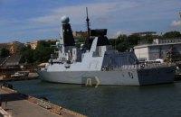 Два кораблі НАТО зайшли в одеський порт