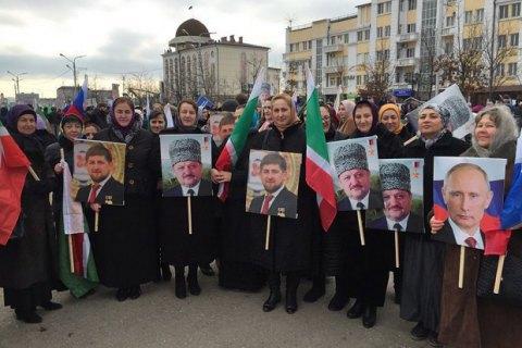 Кадиров: готовий сісти у в'язницю, щоб уникнути третьої чеченської кампанії