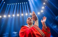 Боксерський халат Володимира Кличка пішов з аукціону за $215 тисяч
