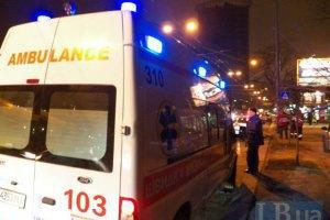 У Києві BMW насмерть збив підлітка на скейтборді