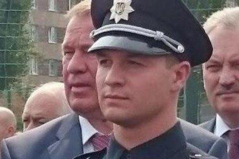Полицию Харькова возглавил 27-летний лейтенант из Киева