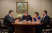 Порошенко рассказал, кто виноват в столкновениях под Радой