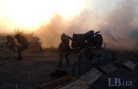 На Донбасі поблизу Павлополя зафіксовано обстріл з озброєння танка