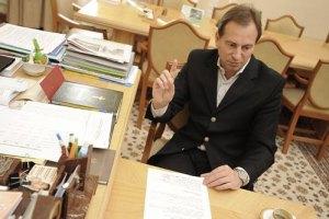 Томенко: «Золотая лихорадка» может навредить Закарпатью