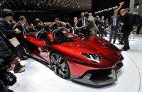 Lamborghini представила самый низкий и легкий суперкар
