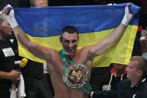 Виталию Кличко разрешили не выходить на ринг из-за травмы руки