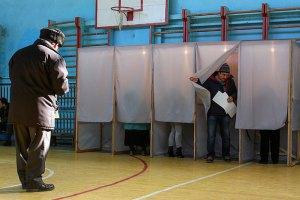 МВД объявило выборы образцовыми
