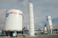 Французская Air Liquide объявила о прекращении работы в Енакиево