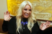Повалий вошла в тройку кандидатов в депутаты от Партии регионов