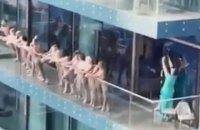В Дубаї затримали 11 українок, які знімалися оголеними на балконі