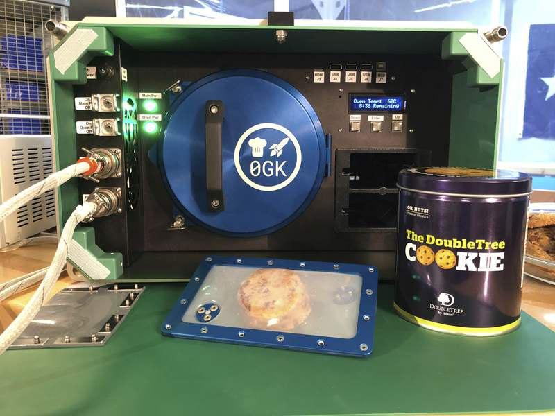 Духовой шкаф Zero-G Oven