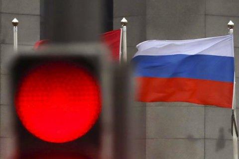 Россия расширила экономические санкции в отношении Украины
