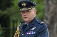 Новым главой Военного комитета НАТО станет британский маршал