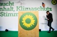 """""""Зелені"""" вперше обійшли партію Меркель за рейтингом у Німеччині"""