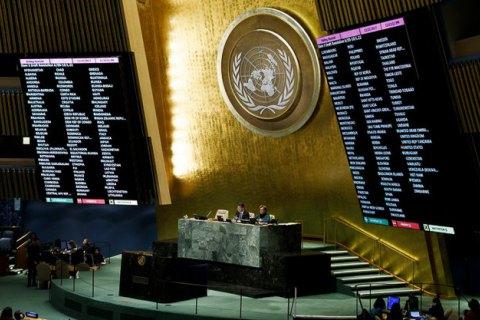 Місія США в ООН закликала Росію повернути Україні повний контроль над Кримом