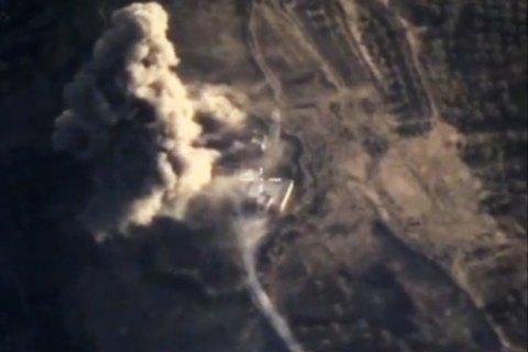 Пентагон обвинил РФ в ударах по бойцам умеренной сирийской оппозиции