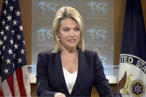 США призвали Российскую Федерацию вывести силы изДонбасса