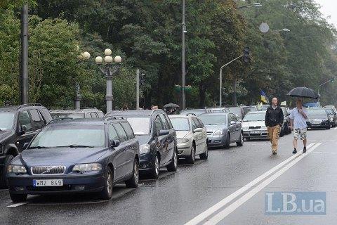 Продажи б/у автомобилей в Украине превзошли по объемам рынок новых машин