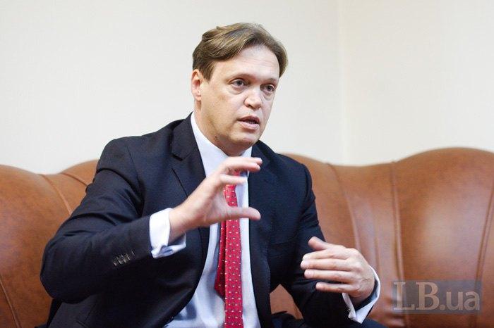 Голова Фонду державного майна України Дмитро Сенниченко