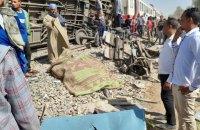 Среди пострадавших в результате железнодорожной катастрофы в Египте украинцев нет, - МИД