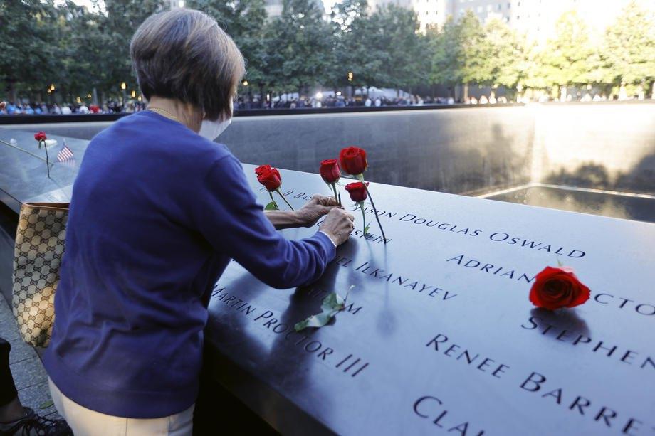 Нью-Йорк оплакує жервт терактів 11 вересня