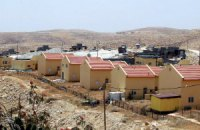 Израиль намерен построить 2400 домов на оккупированном Западном берегу