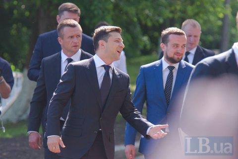 Зеленський заявив, що наступні п'ять років робитиме все, щоб українці не плакали