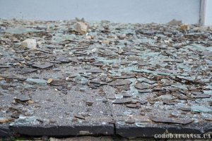 У Сєвєродонецьку бойовики обстріляли житлові будинки