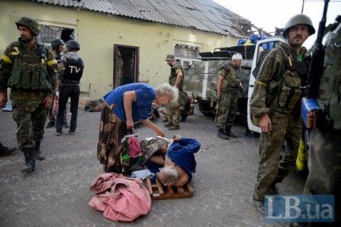 """Батальйону """"Донбас"""" наказали залишити Широкине"""