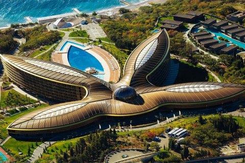 Находящийся под санкциями США отель в оккупированном Крыму получил международную премию
