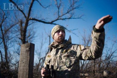 Окупанти на Донбасі чотири рази порушили мирні домовленості