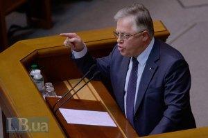Симоненко заявив, що знімається з виборів
