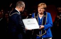Меркель натякнула на плани повернутися в науку після того, як піде з поста канцлера