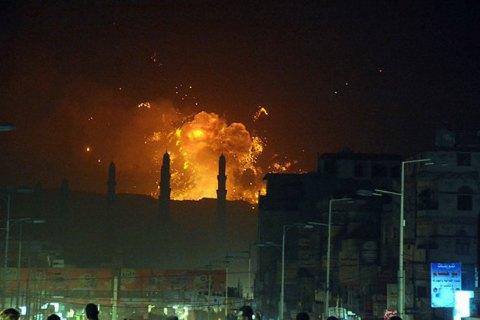 Более 3 тыс. мирных жителей стали жертвами авиаударов по Йемену
