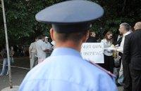 Могилев отказался пить кофе с активистами
