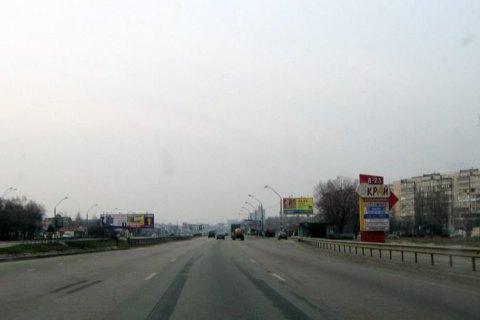 Участки Окружной дороги в Оболонском и Голосеевском районах Киева передали на баланс города