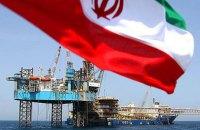 Нефтедобыча в Иране превысила досанкционный уровень