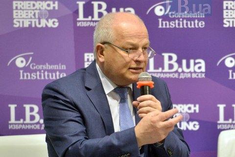 Кубив считает, что Украина движется в правильном направлении