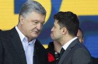 У президентському рейтингу лідирує Зеленський, Порошенко обходить Бойка на 3%
