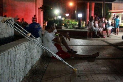 В Эквадоре зафиксированы новые подземные толчки
