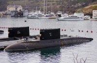 """Російські підводні човни вчаться """"відриватися від стеження"""" в Чорному морі"""