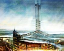 Днепропетровские архитекторы стали финалистами международного концептуального конкурса небоскребов eVolo 2011