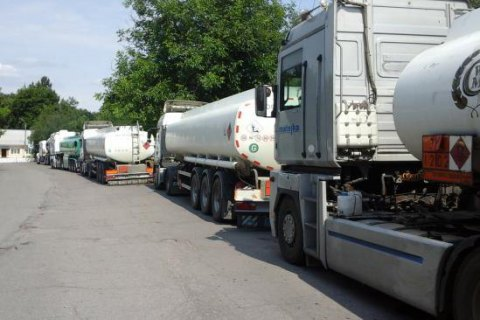 """Армія отримала перші 10 тисяч тонн """"пального Курченка"""""""